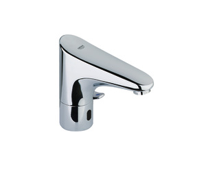 Grohe WT-Batterie Europlus E 36207 IR DN15 mit Mischung mit Batterie, chrom