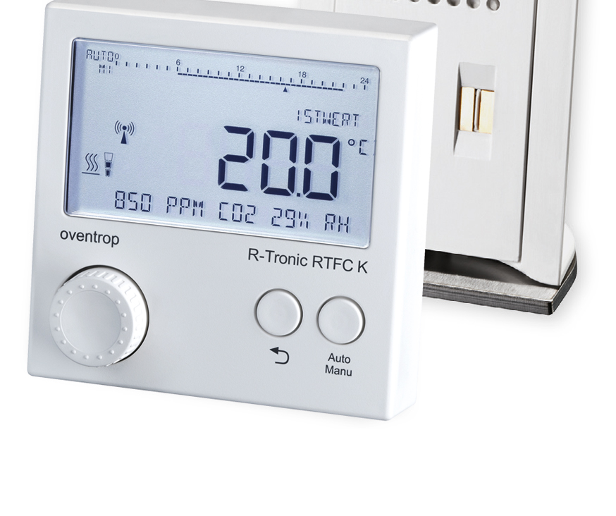 "Oventrop Funk-Thermostat ""R-Tronic"""